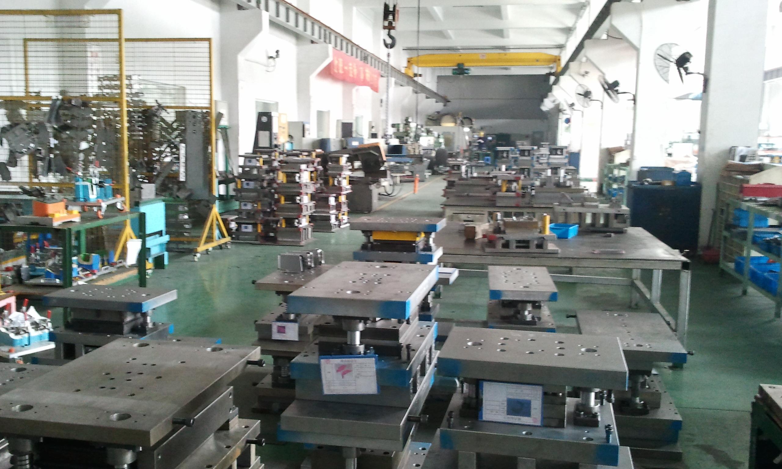 nanjing lifeng tooling co.,ltd