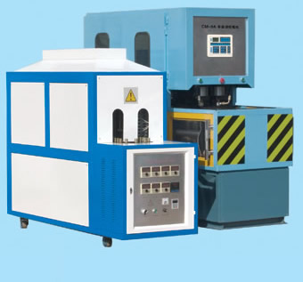 CM-9A Semiautomatic bottle blow machine