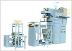PP Film Blowing Machine-Shopping bag equipment
