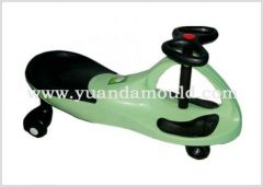 used mould of toy
