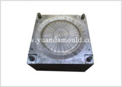 Used mould of cutlery