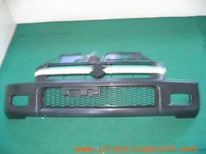 AUTO mould and product