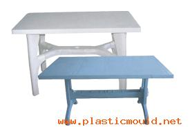 table and chairmould