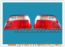 Car lamp moulds