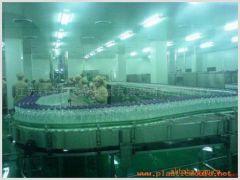 PET bottle filling/bottling line for water,