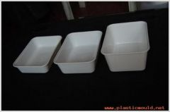 rectangle container mould
