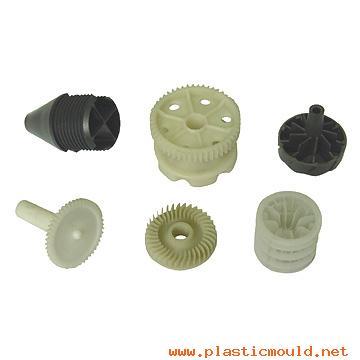 gear mould, plastic mould