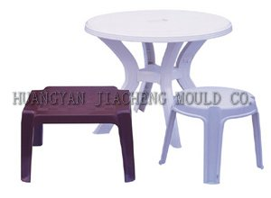 Plastic Table and Stool Moulds