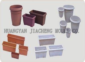 Plastic Flowerpot Moulds