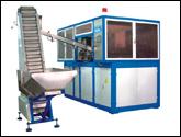Full-automatic stretch blow molding machine