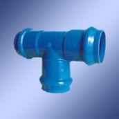 PVC-U flexble Tee for water supply