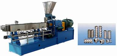 PARAMETER TABLE OF TSK SERIES CLIMB PARALLEL DOUBLE SCREW STEM EXTRUDER
