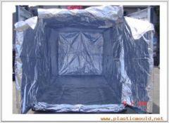 the temperature containment material