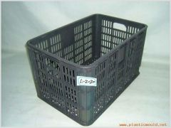 the used mould for producing basket
