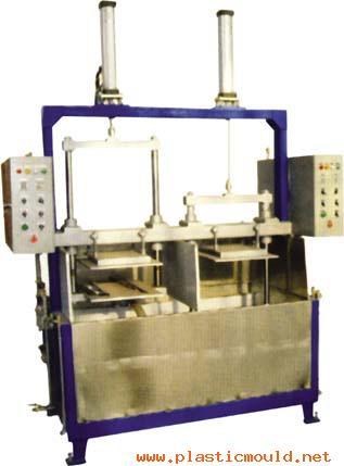 semi-auto reciprocating forming machine