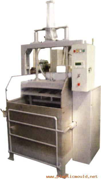 semi-auto ratary forming machine