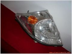 Mould of auto headlamp