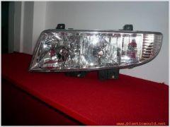 Auto headlamp mould