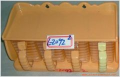 the used mould for producing seasoning box