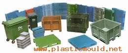 Pallet and Wastebin Mould