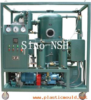 sino-nsh used lubricants oil filtering machinery