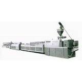 PVC multi-orifice sleeve production line
