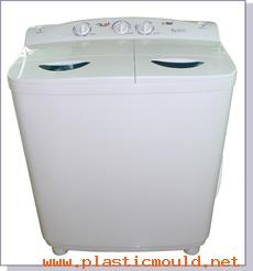 twin tub washing machine mould