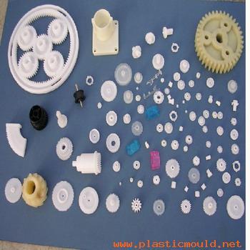 Plastic Gear Mold