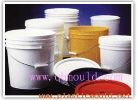 coating pail mould