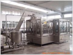 Soft drink (CSD)/carbonated water/ soda filling/bottling line