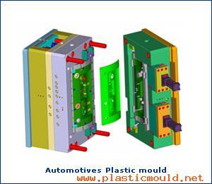 automotive plastic mould