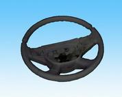 steering wheel plastic mould