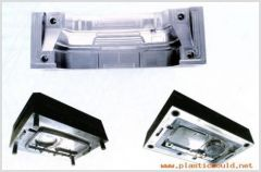 injectiong mould,auto bumper mould
