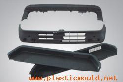 Vehicle parts mold