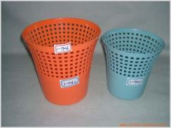 used mould for producing sanition basket