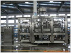 Carbonated soft drink filling line ,CSD machine ,soda water machine