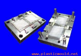 Plastic Box Molds-PS 5.2mm Slim CD case Mould