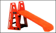 sell  roto moulded slide