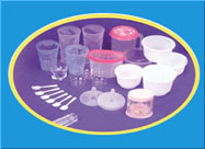 Sell plastic Conatiner and Spoon Mould
