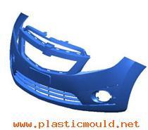 Car bumper mould for chevrolet automobile