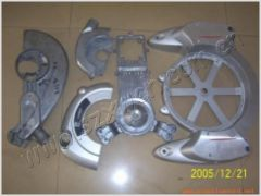 aluminum die-castings mould