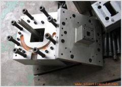 PVC wood low foaming mould