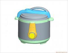 pressure boiler mould