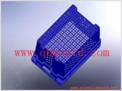 High Quality Crate Mold(QB3015)