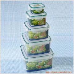 Custom Storage box/lunch box