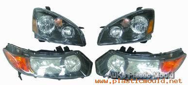 Automotive Lamp Mould