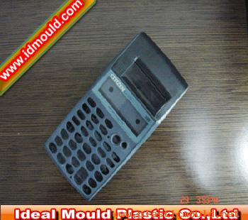 Pos machine mould and injection product