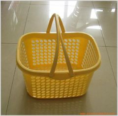 plastic mould for baskets