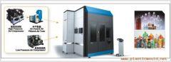 Full-Automatic Rotary PET Blow Molding Machine