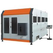 Rotary PET Blow Molding Machine
